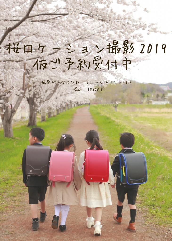 桜ロケ2019